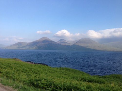 View to Southern Mull