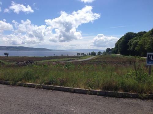 Alongside Loch Fyne