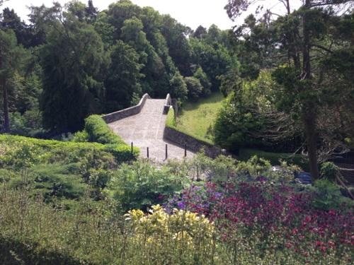 Gardens and Brig a' Doon
