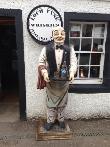Inveraray Whisky Shop