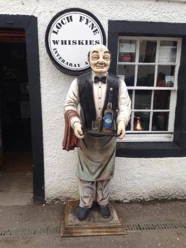 Inveraray Whisky Shop