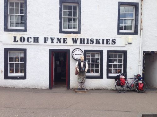 Inveraray Whisky Shop 2