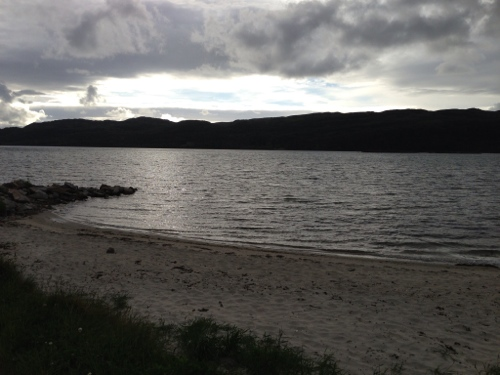 Loch Callisport beaches