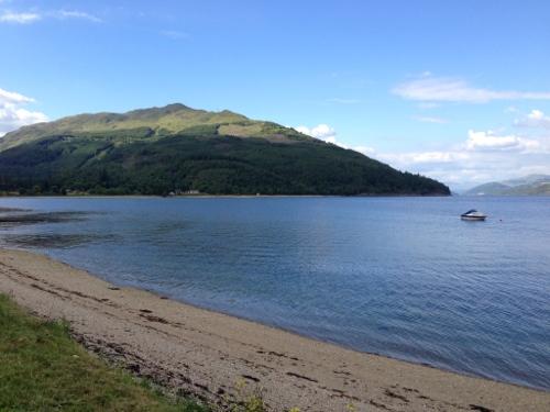 Loch Long - near Ardentinny