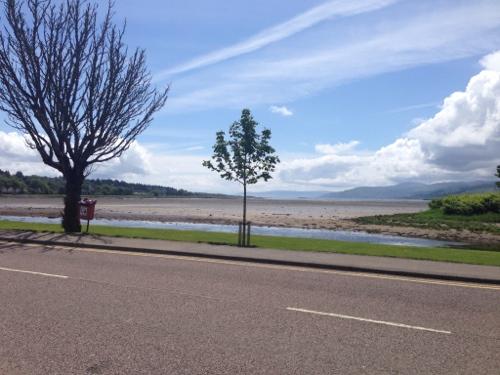 Lochgilphead - low tide