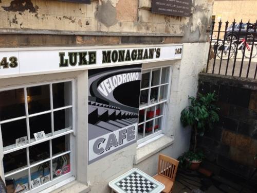 Luke Monaghan's Cafe
