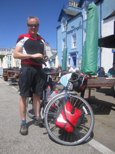 Me in Portpatrick