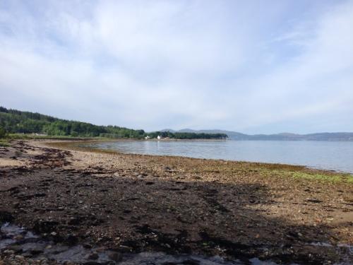 Morning at Otter Ferry, Loch Fyne