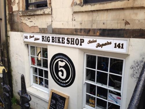 Rig Bike Shop