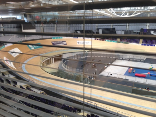 Sir Chris Hoy Velodrome