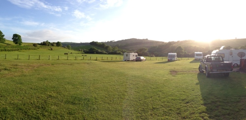 Whittlieburn Farm campsite