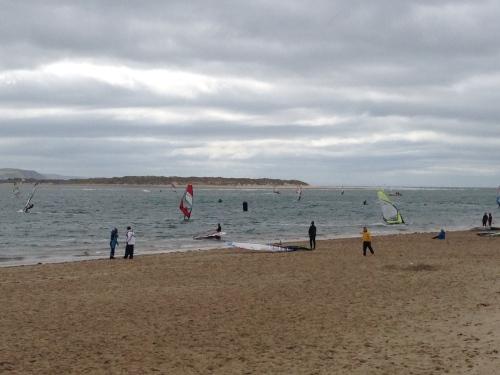 Aberdyfi windsurfers 1