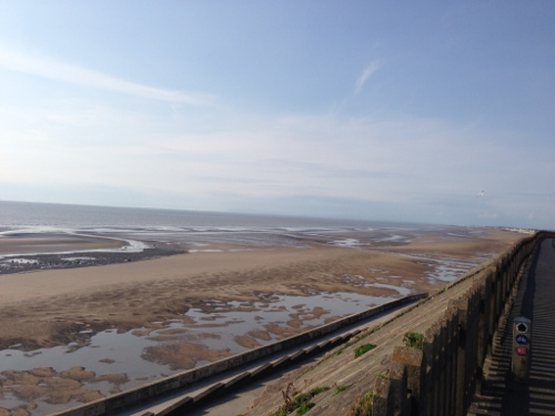 Blackpool Beach 2