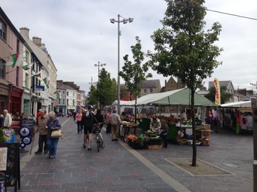 Caernarfon Market