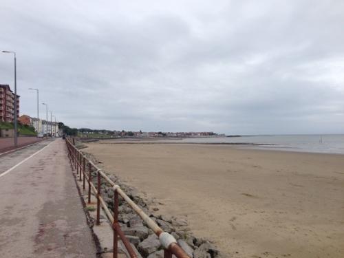 Colwyn Bay - promenade