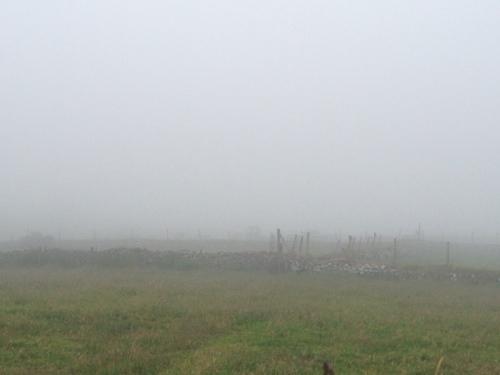 Fog closing in