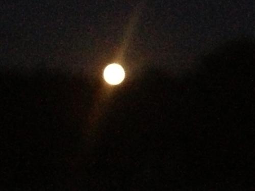 Full moon again