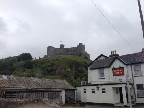Harlech Castle 1