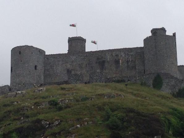 Harlech Castle 2