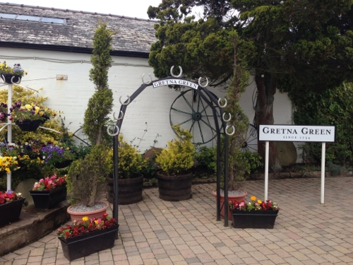 Horseshoes - Gretna Green