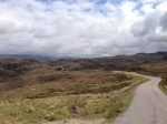 The long and winding road - North coast of Scotland