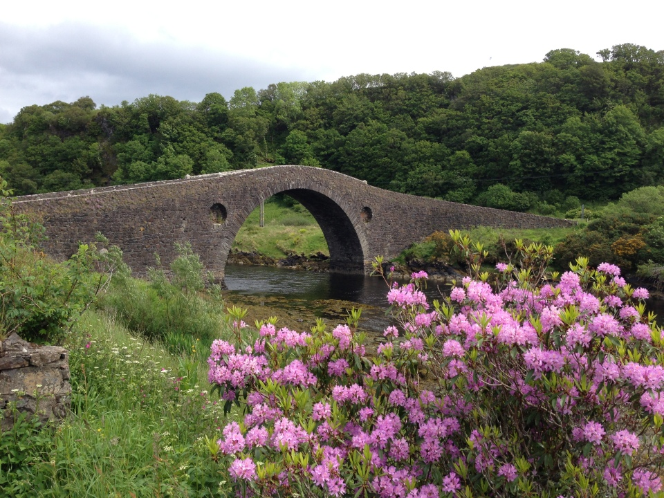 Bridge over the Altantic, Seil Island, Scotland