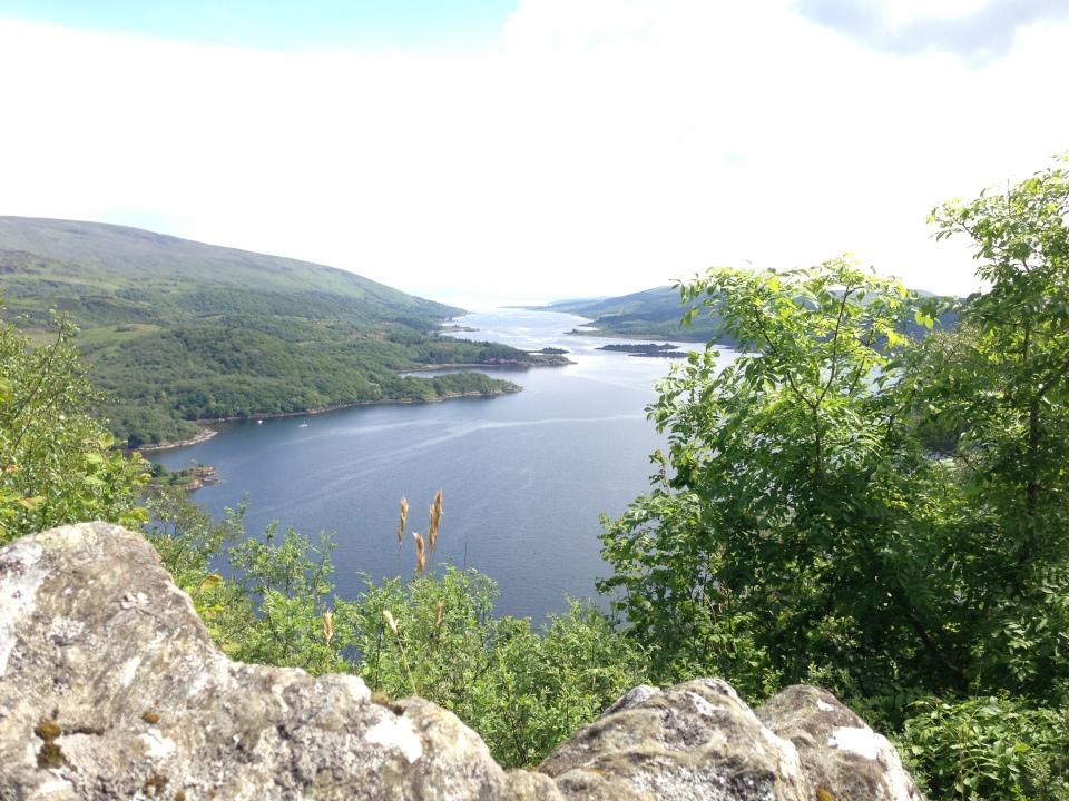 Argyll and Bute, near Tignabrauich