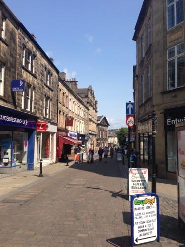 Lancaster streets