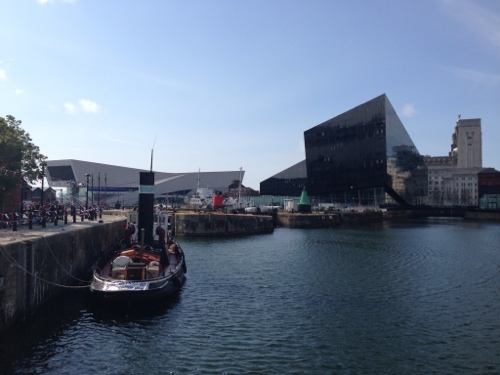Liverpool - Albert Docks 1