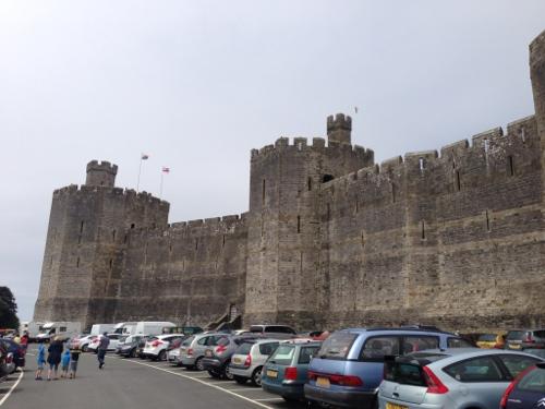 More of Caernarfon Castle