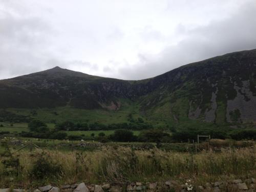 Mountains of the Lleyn Peninsula