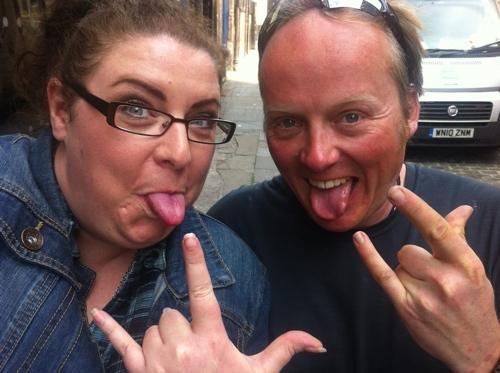 Paula and I - Liverpool