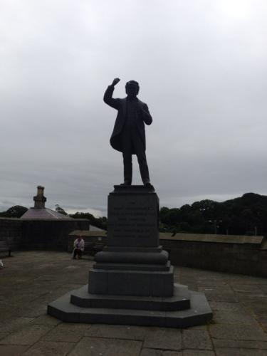 The Right Honourable Lloyd George