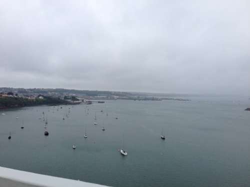 Bridge over the Milford Haven