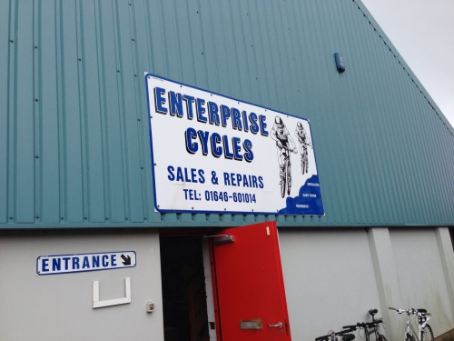 Enterprise Cycles, Honeyborough