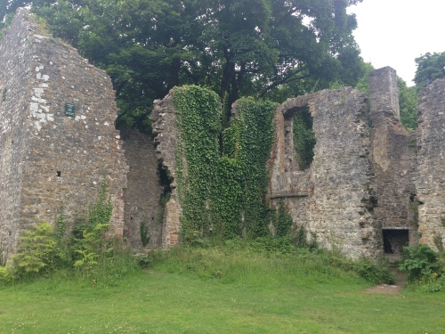 Candleston Castle 2
