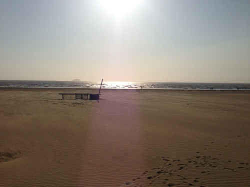 Weston-Super-Mare beach