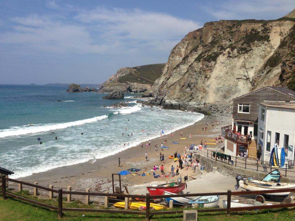 St. Agnes 5 - surf's up