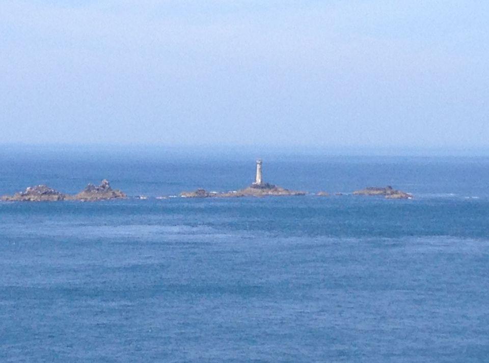 Land's End - Longships Lighthouse