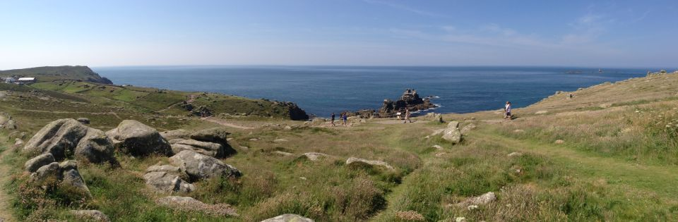 Land's End - panorama