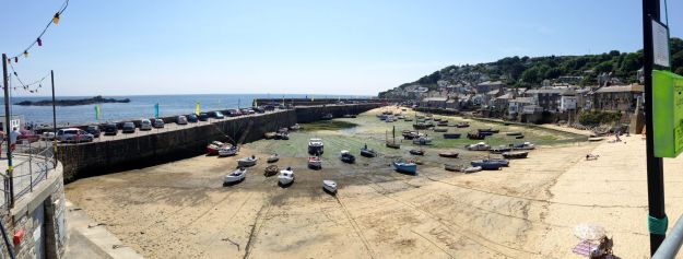 Mousehole harbour 2
