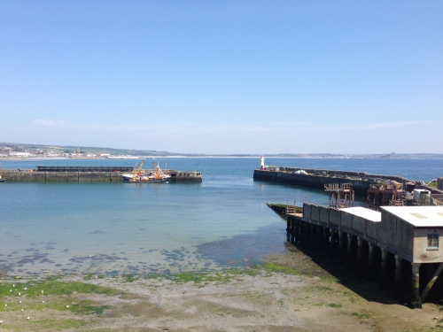 Newlyn - South Pier