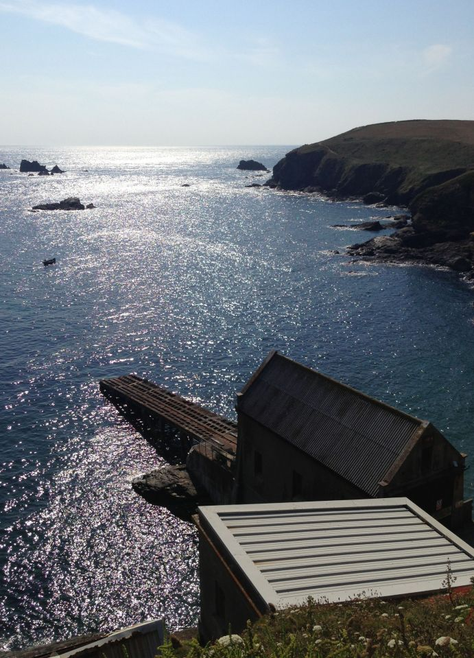 The Lizard - Lifeboat station