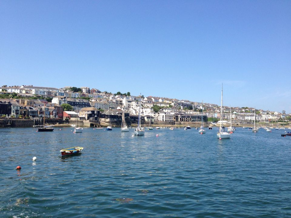 Falmouth - crossing 2