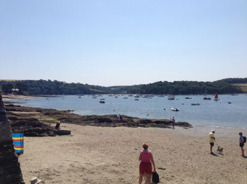 St. Mawes - looking over to St. Anthony