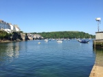 Fowey - waiting for the ferry 2