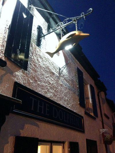 Dolphin Inn, Newton Ferrers