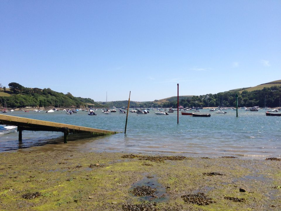 Salcombe Harbour 2 - looking north