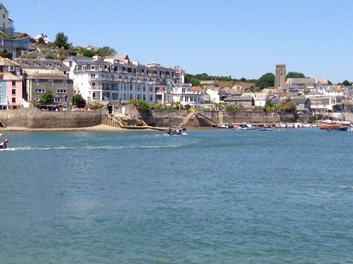 Salcombe from East Portlemouth