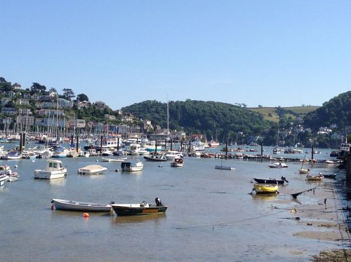 Dartmouth 2 - looking towards Kingswear
